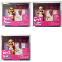 Barbie Skipper Babysitters INC - BABY DOLL Toy Set - You Choose Style