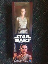 Star Wars 12inch Rey (Jakku) Action Figure. Hasbro The Force Awakens.