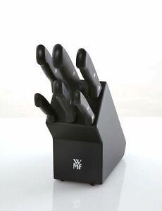 Messerblock mit Messer  WMF - Messerset Messer - schwarz  - 7-tlg. - Neu - OVP