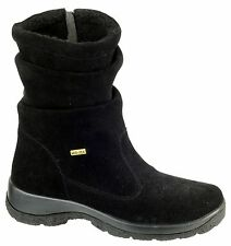 Suede Casual Mid-Calf Boots for Women