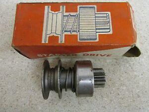 1957 -60 CADILLAC STARTER DRIVE 204M ELDORADO DEVILLE FLEETWOOD