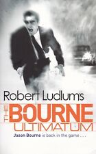 THE BOURNE ULTIMATUM, ROBERT LUDLUM, PAPERBACK