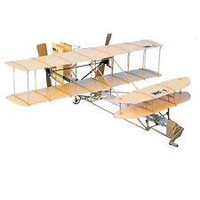 Original Wright Brothers Flight Model Airplane Giant Kit REALLY FLIES 120 FEET!