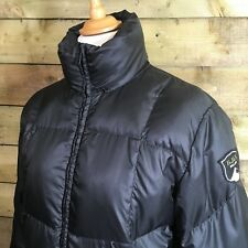 KJUS Thermo-Reflective Outdoor Light Weight Quilted/Padded Jacket Black Medium
