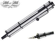 Parafernalia Revolution Big Satin Chrome | Penna Stilografica | Fountain Pen