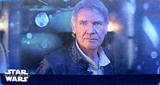 STAR WARS, THE FORCE AWAKENS, TOPPS 2017 WIDEVISION 3D, CARD # 24, SKYWALKER