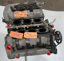 05 06 ESCAPE MARINER TRIBUTE 3.0L ENGINE MOTOR VIN 1 6 CYLINDER HEAD PAN 5G758AA