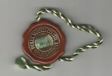 VINTAGE ROLEX Red Tag Seal Hologram SUBMARINER 16610 16613 16618 16800 Hangtag