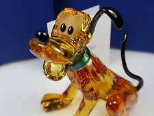SWAROVSKI DISNEY PLUTO RETIRED 2014 MIB #1119964