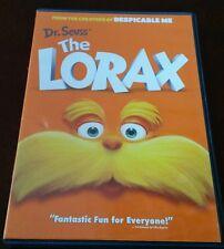 Dr. Seuss' The Lorax (DVD, 2012)