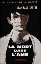 Sartre - La mort dans l'ame - 1965 - poche