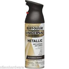 6-Oil Rubbed Bronze RustOleum Universal All-Surface Metallic Spray Paint 249131