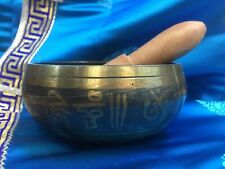 Buddhist Singing Bowls Standing bell (Mongolia)