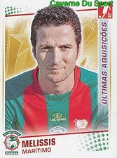 361 CHRISTOS MELISSIS CS.MARITIMO GREECE UPDATE STICKER FUTEBOL 2011 PANINI