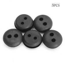 5pc 2 Hole Fuel Gas Tank Grommet Replaced for Stihl Honda Trimmer Lawn Mower New