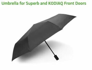 Skoda Superb / Kodiaq Door Umbrella
