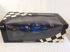 1/18 SAUBER PETRONAS RED BULL C19 PEDRO DINIZ 2000 ~ Formula One F1 Model. Rare
