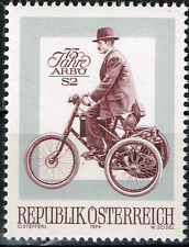 Austria  old Motorcycle Auto Industry 75 Ann stamp 1974 MNH