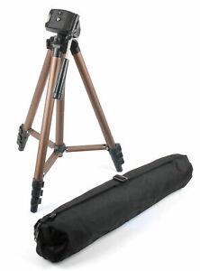 125cm Telescopic Aluminium Lightweight Tripod & Case For Fujifilm XF10