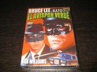 Il Avispon Verde DVD Bruce Lee Van Willians Sigillata Nuovo
