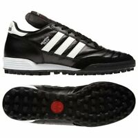 NEW! Men'sAdidas MUNDIAL TEAM TURF Soccer Shoes Black/White 019228 SIZE 9