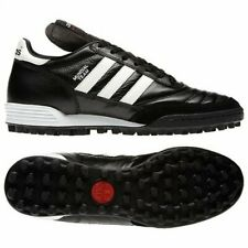 NEW! Men'sAdidas MUNDIAL TEAM TURF Soccer Shoes Black/White 019228 SIZE 9