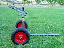"1 New Yuzuak 11/2"" Atom 35 Giant Long Throw Jet Sprinkler & Cart Up To 230Ft Dia"