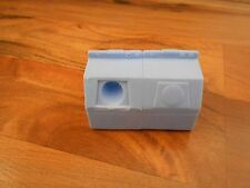 Old Vintage Superior Mini Dollhouse Furniture Washing Machine Washer Dryer Blue