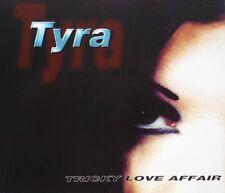 TYRA - Tricky love affair CDM 4TR 1997 HOUSE RARE!