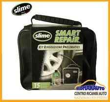 * KIT GONFIA E RIPARA PNEUMATICI SLIME SMART REPAIR Foratura Gomma Runflat 6 mm