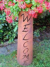 rostsäule Welcome Rendondo Al. 94 COLUMNA Planta decoración metálica de jardín