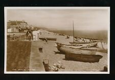 Kent HYTHE The Beach c1920/30s? Valentine's Series RP PPC