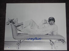 TONY CURTIS Signed SOME LIKE IT HOT 16 x 20 PHOTO with PSA COA