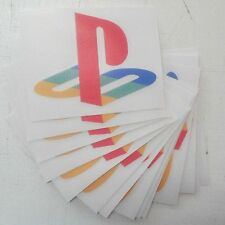 Sony Play Station logo sticker decal for PS PS2 PS3 PS4 car room NO GAME CONSOLE