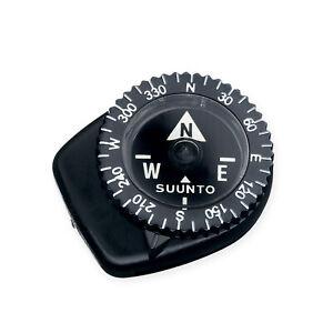 Suunto Clipper Mikro Kompass - 360 Grad Einteilung, drehbare Lünette