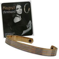 Magnet Armband Energie Armreif Magnetschmuck Magnetfeld Wellness universal