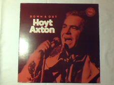 HOYT AXTON Down & out lp USA RARISSIMO VERY RARE!!!