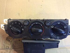 Ford focus cmax focus heater controls dash trim 3m5t-19980-ac 2003 - 2007
