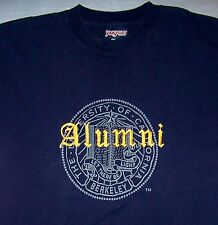 BERKELEY THE UNIVERSITY OF CALIFORNIA / ALUMNI / LET THERE BE LIGHT / T-SHIRT M