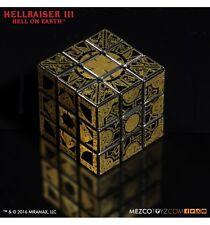 Mezco Hellraiser III Réplique cube Lament Configuration Puzzle