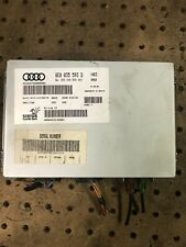 Audi A4 Sirius Satellite Radio Receiver 8E0035593D
