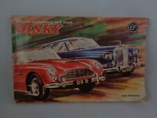 Dinky Toys 2nd Edition Catalogue , Original Vintage Item