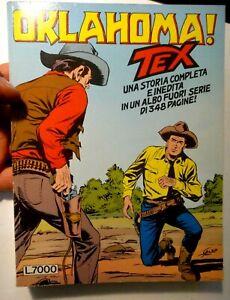 TEX OKLAHOMA! N°1 DELLA SERIE MAXI TEX (1999)