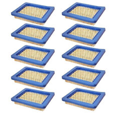 10 PACK Air Filter for Briggs and Stratton 491588,399959 Honda # 17211-Zl8-023