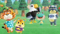 Wunschbewohner - Bewohner deiner Wahl! - Animal Crossing New Horizons