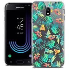 "Coque Crystal Gel Pour Samsung Galaxy J3 2017 J320 (5"") Extra Fine Souple Spring"