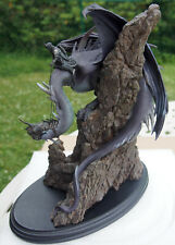 Sideshow Weta Morgul Lord on Fell Beast Wtich King LotR Lord of the Rings