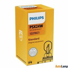 1x PSX24W Standard lamp Car HALOGEN Indicator 12V 24W PG20/7 PHILIPS 12276C1