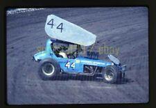 1978 Deschamps Automotive Dirt Modified Sprint Car #44 - Vintage 35mm Race Slide