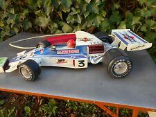 Ancienne Voiture RICO Formule 1 Filoguidée à compléter.